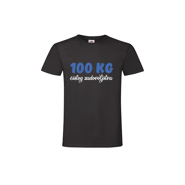 100 kg cistog zadovoljstva