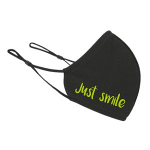 Maska za lice Smile