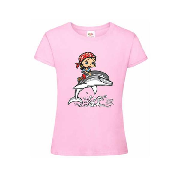 Dječja majica Piratica