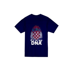 Muška majica suvenir DNA Croatia