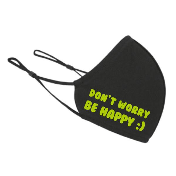 Maska za lice Don't worry