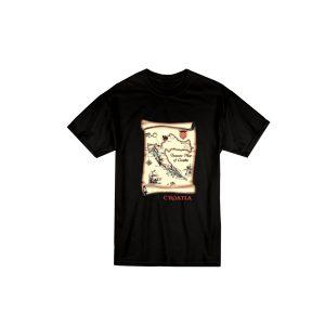 Muška majica suvenir